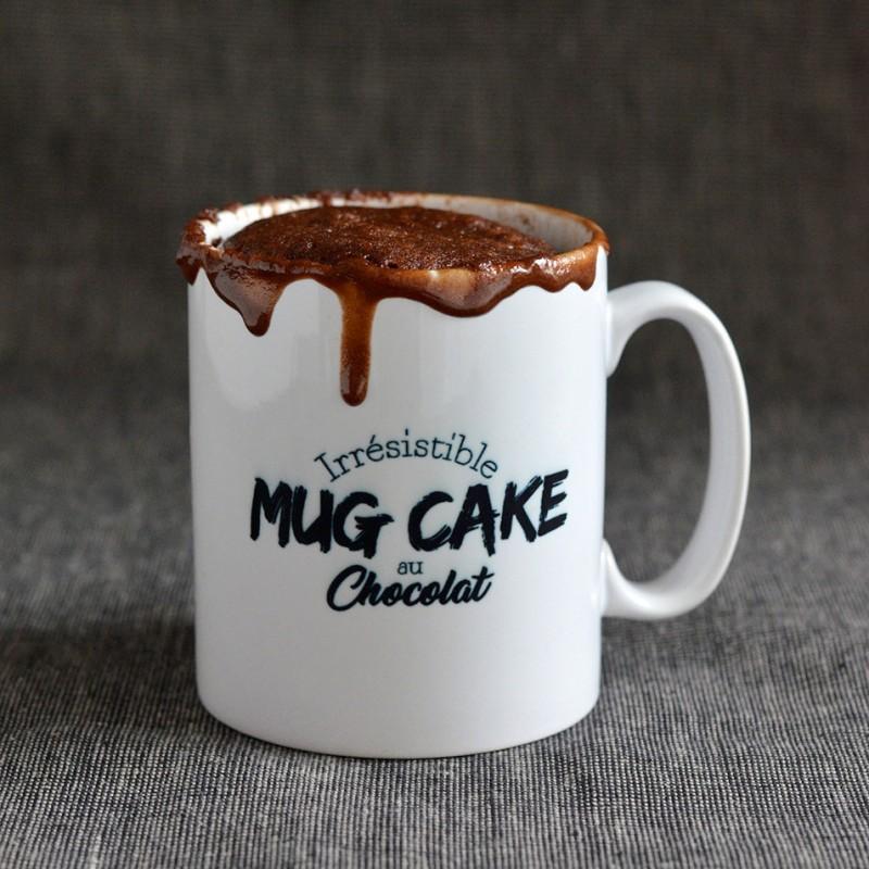 mug pour mug cake au chocolat. Black Bedroom Furniture Sets. Home Design Ideas